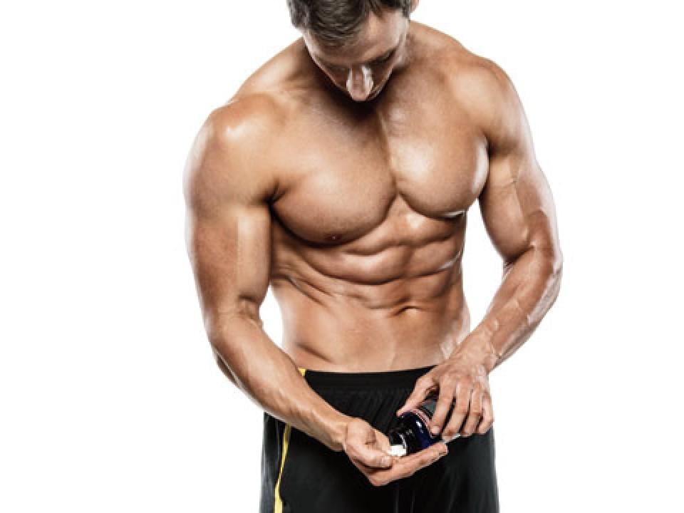 Mišična masa potrebuje pravi jedilnik