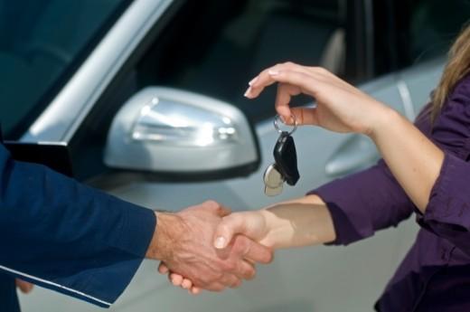 Kako poteka prodaja avtomobilov