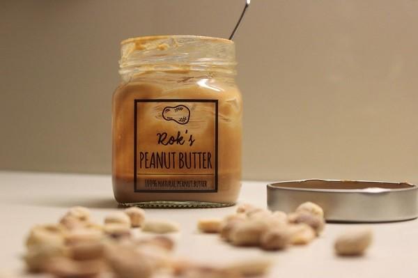 malinca arašidovo maslo