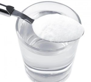 soda bikarbona, malinca