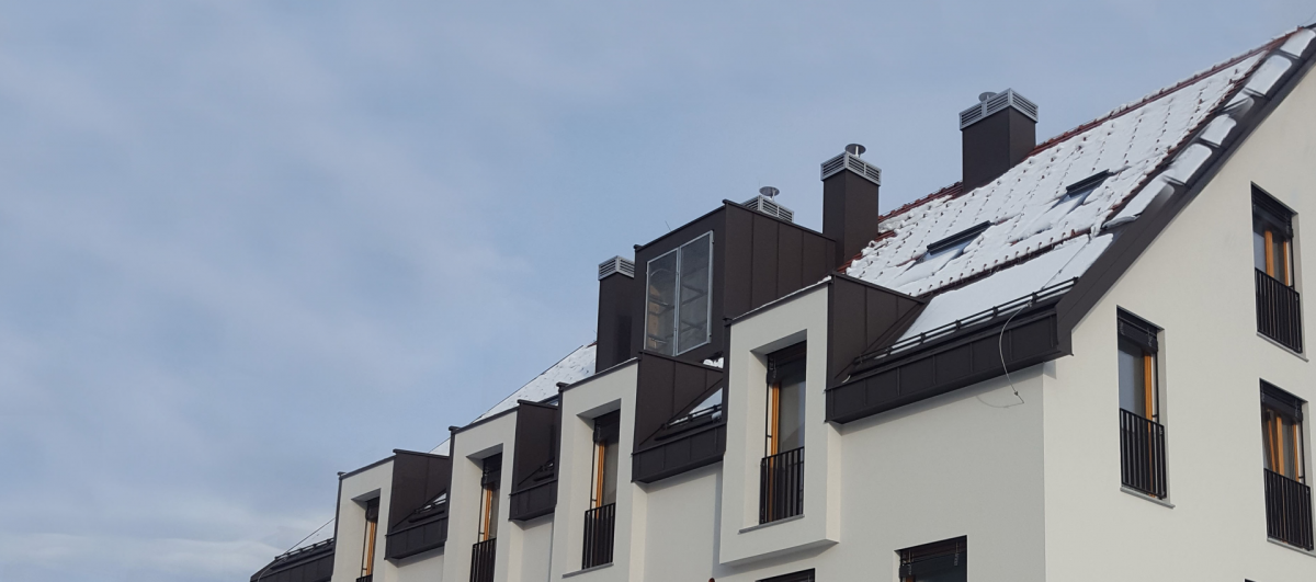 Moderne natezne fasade