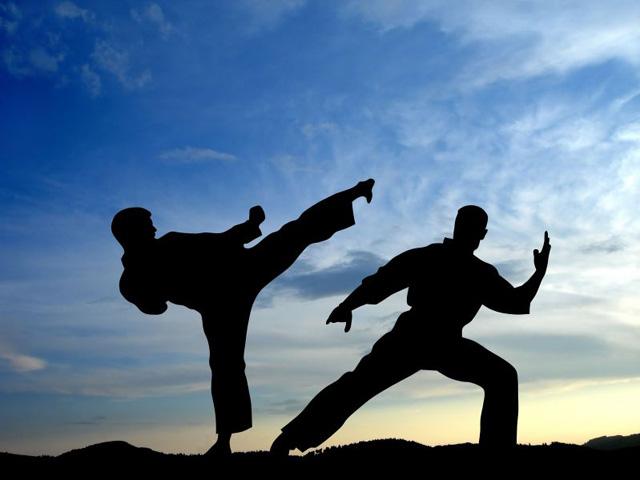 Borilne veščine vedno zahtevajo ogreto telo in mišice