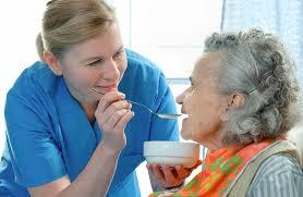 Nega na domu za starejše in invalidne