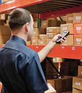 Rešitve za skladiščno poslovanje se razlikujejo po velikosti