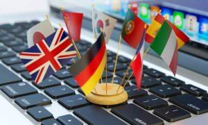 prevajanje tujih jezikov