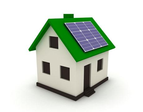 sončna elektrarna za lastno rabo