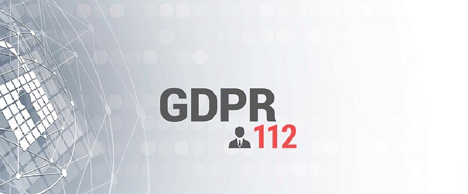 GDPR uredba zahteva urejanje s pomočjo strokovnjaka