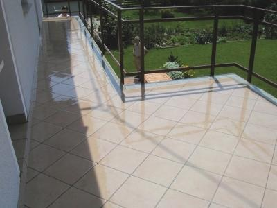 Kvalitetna in natančna hidroizolacija balkonov
