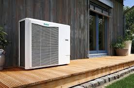 Vsaka toplotna črpalka zrak voda ima tudi obilo prednosti!