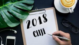 Cilji 2018