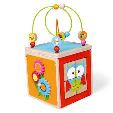 Didaktične igrače so tudi zanimive igrače