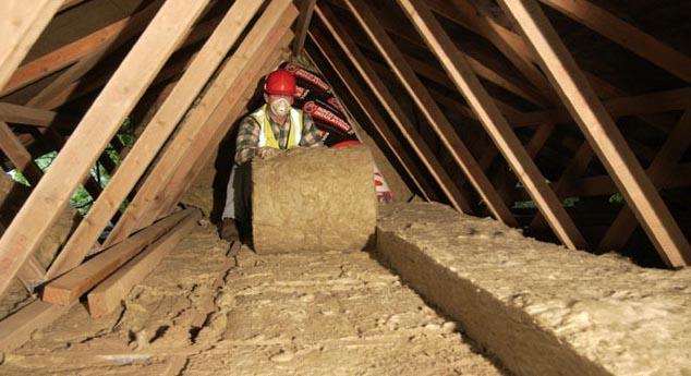 Izolacija strehe za udobno bivanje