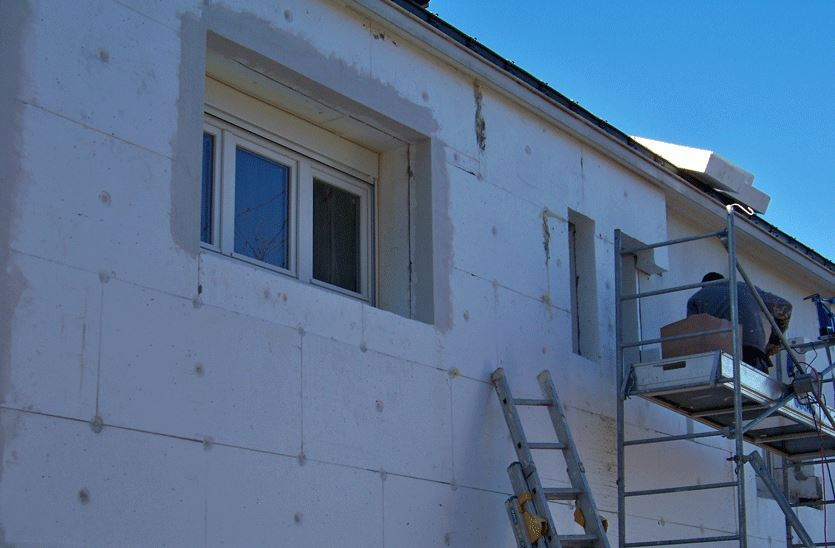 Izolacija fasade tudi zniža stroške in ni le strošek