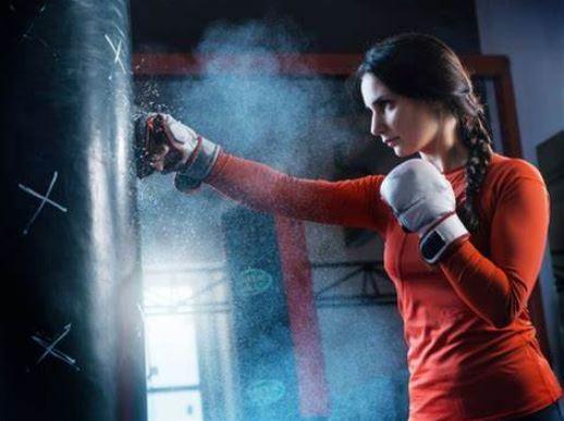 Fitnesshop svetuje pri nakupu boksarske vreče