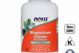 magnezijev citrat