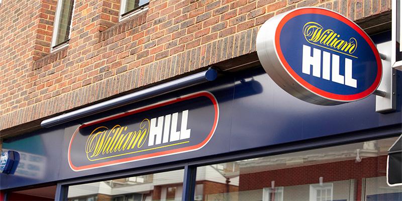 Stave William Hill že od leta 1934