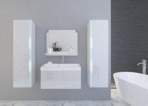 kopalniško ogledalo