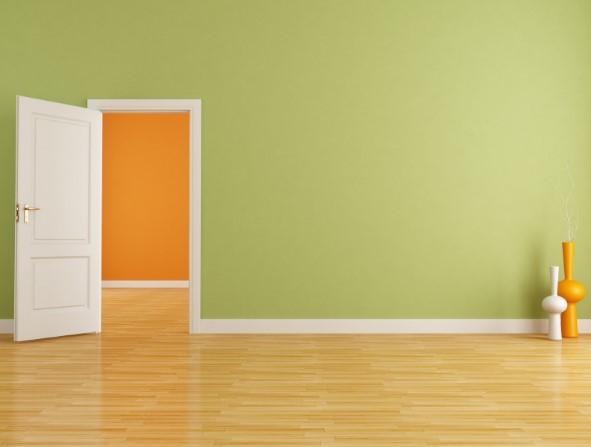 notranja vrata v stanovanju